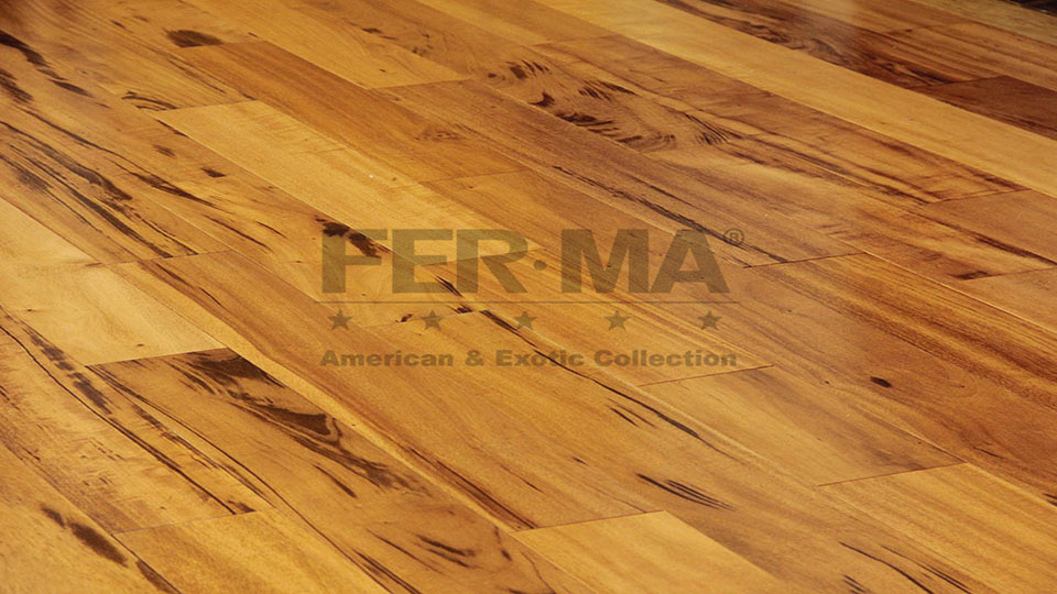Ferma Brazilian Tiger Wood Natural