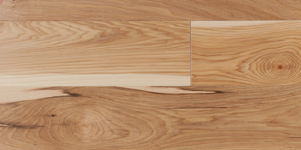Hickory-Natural-Solid Hardwood-Select-Low Sheen