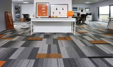 office flooring, carpet tile, lvp, vct etc